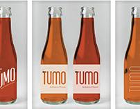 TUMO Bottle Labeling