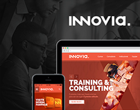 Innovia - Website