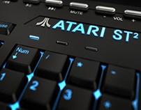 Atari ST2 closeup