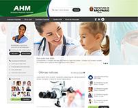 Autarquia Hospitalar Municipal - Intranet