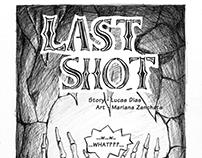 WIP - Last Shot (comics/quadrinhos)