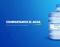 Manantial - Compartamos el agua