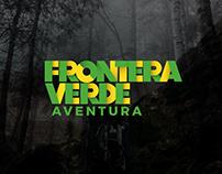 FRONTERA VERDE. Branding