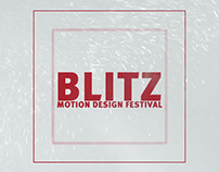 BLITZ | TITLE SEQUENCE