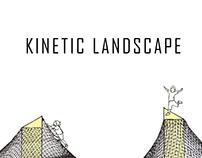 Kinetic Landscape