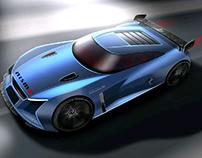 Nissan GTR Vision 2030