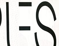 Ficciones Typografika — Poster Exhibition