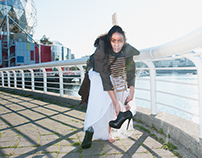 Indigenous Fashion - Look 2