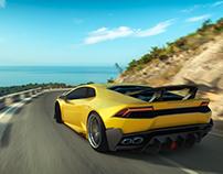 Lamborghini Huracan Arrow