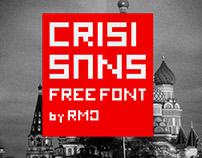 FREE FONT - CRISI SANS