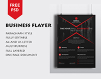 Free business flyer