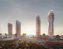 NORTH EDGE TOWERS , NEW ALAMEIN