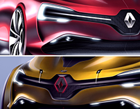 2016 // StepByStep - RENAULT CLIO + RS