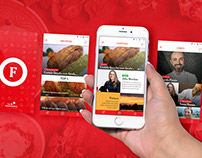 Fartura Gastronomia App