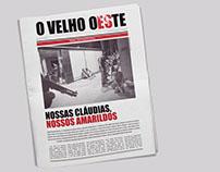 """Jornal """"O Velho Oeste"""""""