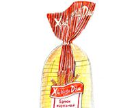 Bread for Sferes / батоны нарезные для Сфер