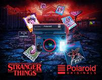 Stranger Things - Polaroid Originals (Key Art)