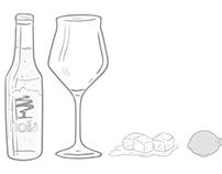 Ilustraciones para Hoila