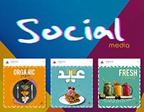 Social Media - Waffle Zone