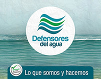 Libro digital DEFENSORES DEL AGUA