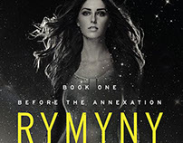 Rymyny Book Cover & Photography