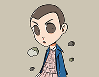 "Stranger Things ""Eleven"" #347"