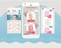Balão do Bebê - E-commerce