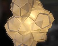 Unfold - Pendant Lamp