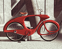 The Bowden Spacelander bicycle