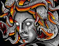 Blazerpro - Medusa & Poseidon