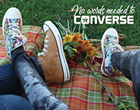 Converse Sneaker Campaign