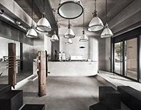 Radius Interior Design|The Platypus Café