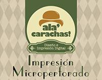 Impresión microperforado