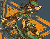 Skate Rōnin