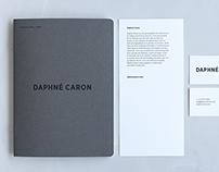 Daphné Caron, photographe
