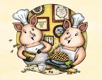 Piggies' Pies