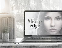 Sharp edge design