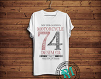 Motorcycle Tees