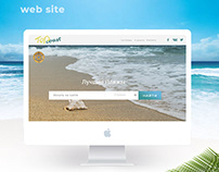 Top Coast / Website, Logo design
