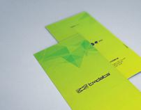 TMDATA // Folder and Stationary Design