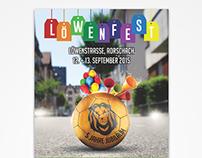 Löwenfest - Rorschach