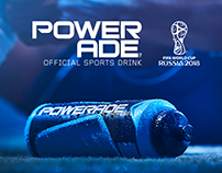 Powerade 2018 FIFA World Cup