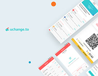 uchange.to Eliminate Your Remaining Foreign Currency