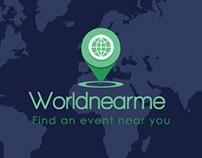 Worldnearme: Find an event near you
