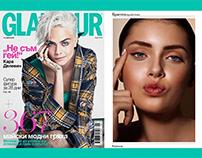 editorial Glamour Bulgria