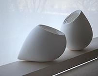 TAGLIO - Ceramic vases collection 2015