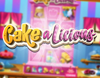 Cake Game art