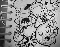 Doodle Frenzy!