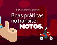 """SURA: Boas Práticas no Trânsito - Animated VT 60"""""""