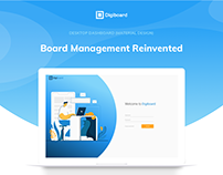 Digiboard - Board Management App